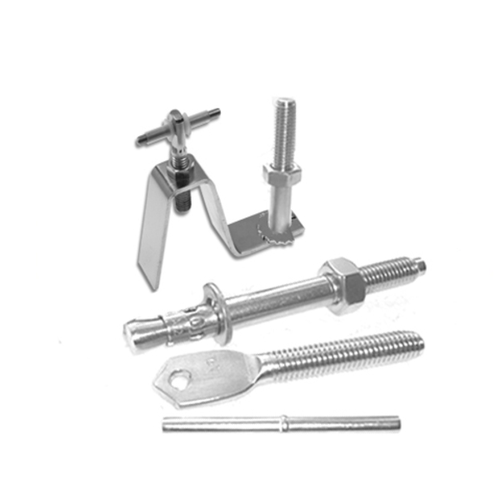 Stone Fixing Clamps, Manufacturers, Suppliers & Exporters of Bolts